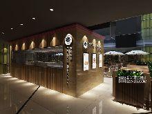 Pearl Waffle玻尔松饼连锁甜品咖啡店设计